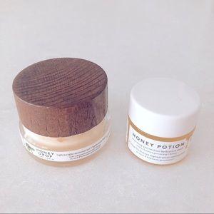 Farmacy Honey Drop Moisturizer & Honey Drop Mask